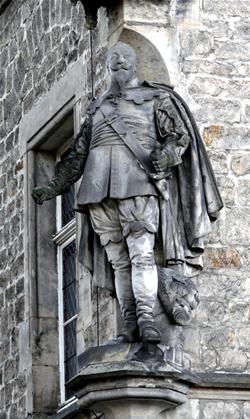 Schwedenkönig Gustav II.  Adolf