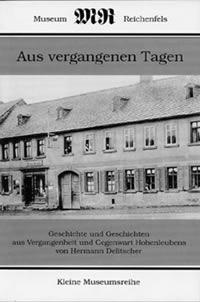 Lektüre Delitscher, Geschichten und Geschichte um Hohenleuben