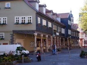Apotheke in Arnstadt in Thüringen