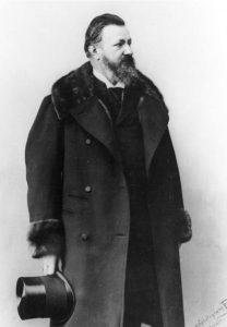 Heinrich XXII. im Alter